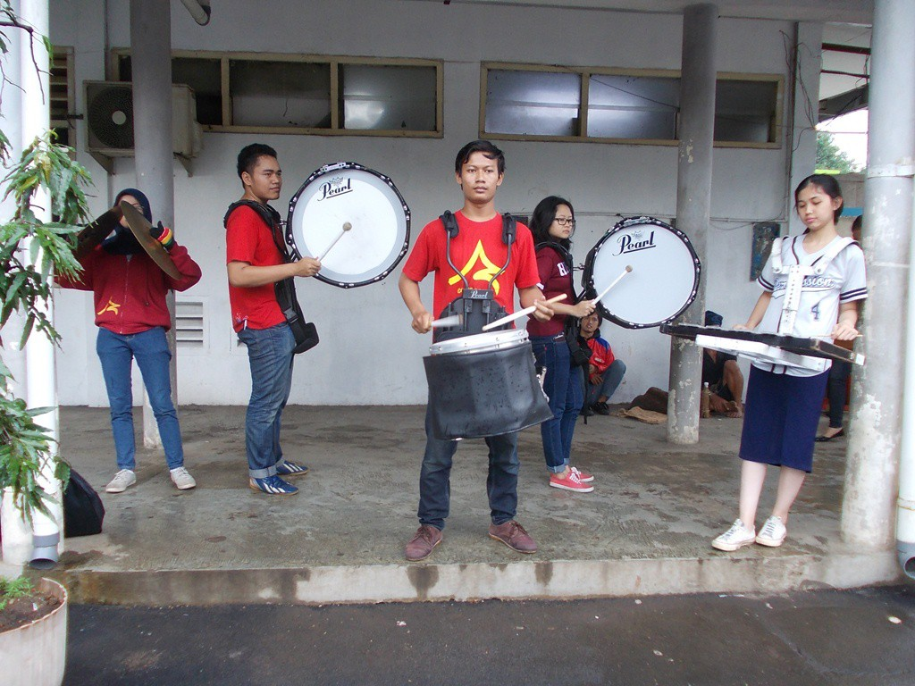 MBUI Percussion Line