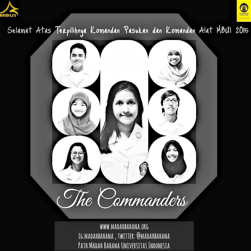 The Commanders 2015