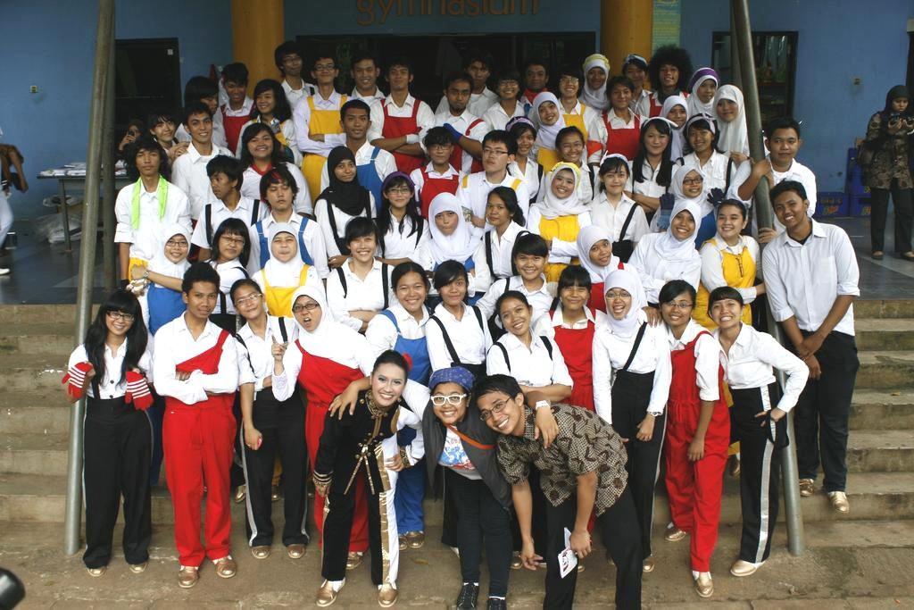 Pasukan Cadets 2010