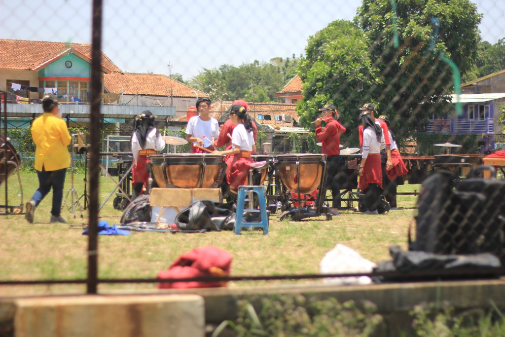 Pit Percussion