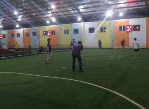 Futsal | Credit by : Gilang Prima